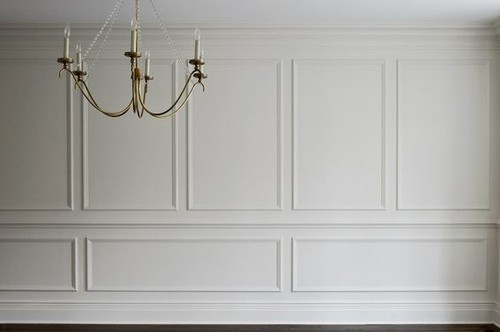 Wainscoting: too fancy or historically inaccurate for this 1920 home?