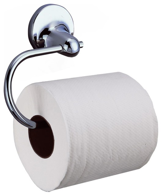 Milano Toilet Roll Holder Contemporary Toilet Roll