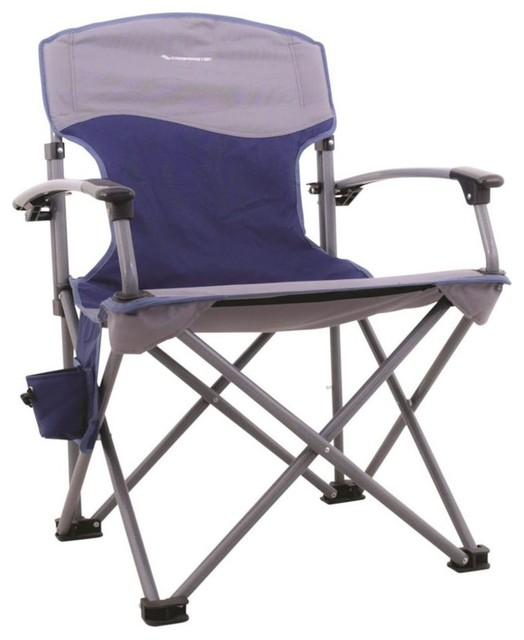 Exceptionnel Campmaster Deluxe King Aluminium Folding Chair