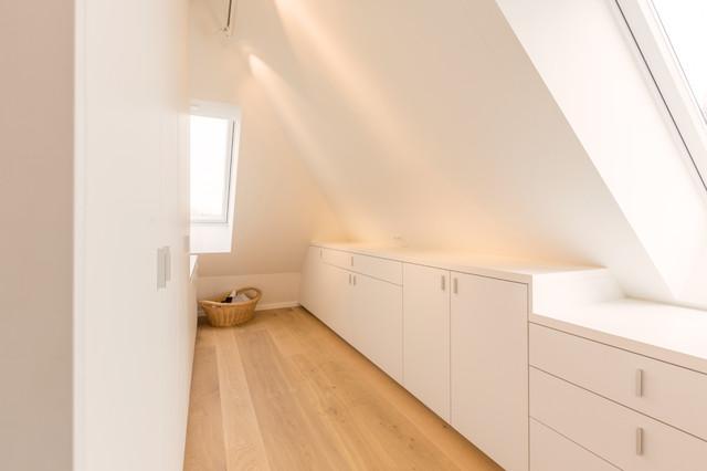 Moderne und minimalistische asthetik im interieur ein stilvolles
