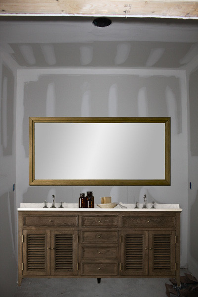 The Vanity Http Www Restorationhardware Catalog Category Products Jsp Link Shutterbrownoak Categoryid Cat2170010