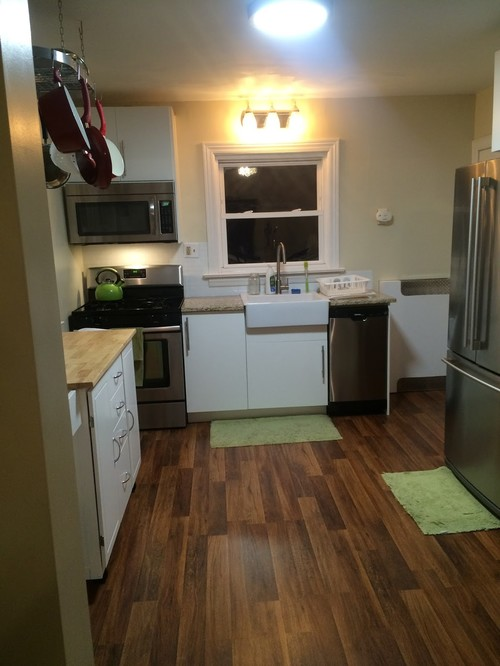 1940 house kitchen renovation for under 10k - Bathroom renovations under 10000 ...