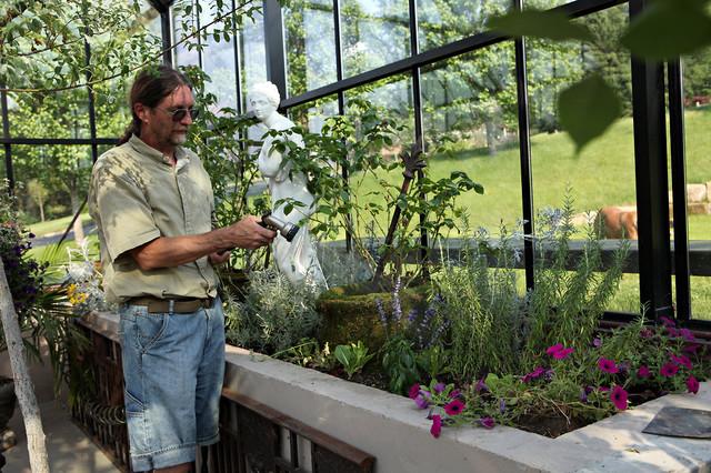 Greenhouse Interior Exterior Part 28