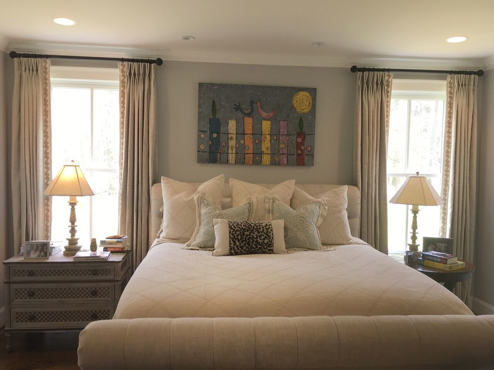 Custom Bedding and Bedroom Curtains