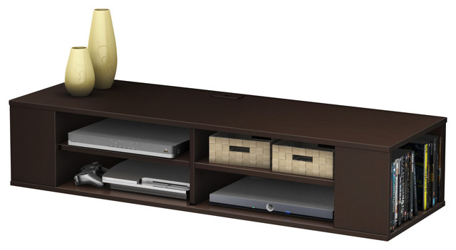 South Shore Furniture - South Shore City Life Wall Mounted Media Console & Reviews   Houzz