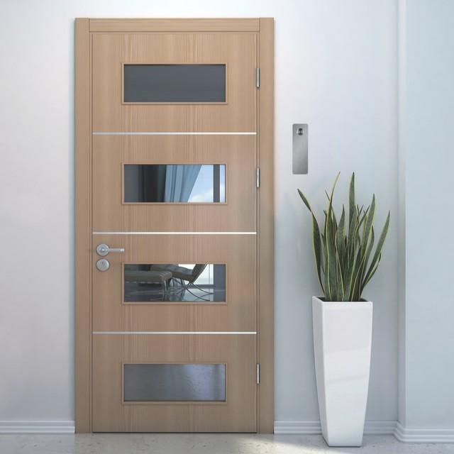 Waterwood Ultra Modern Rectangle Doorbell Modern