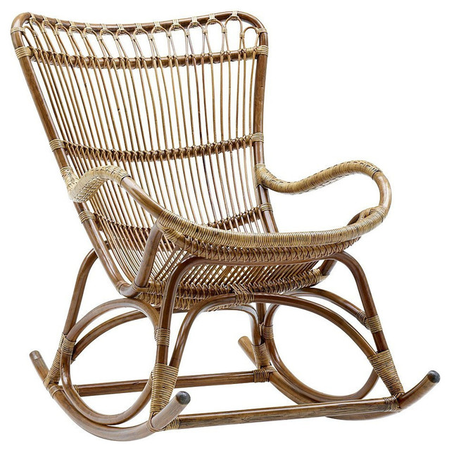 Monet Rocking Chair, Antique tropical-rocking-chairs - Monet Rocking Chair - Tropical - Rocking Chairs - By TouchGOODS