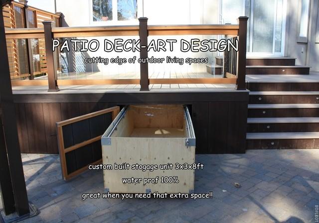 Finest Storage Under Deck Ideas Lt48 Roccommunity