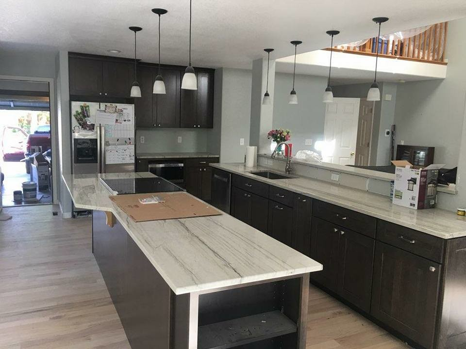 Flooring and Remodel Project