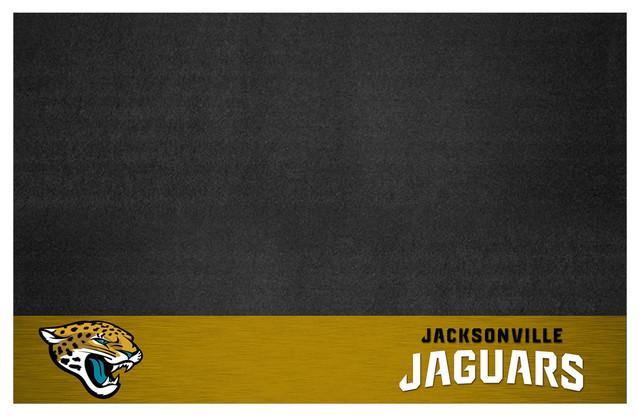 Nfl Jacksonville Jaguars Grill Mat 26x42.