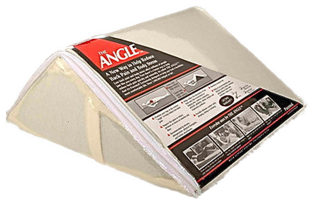 The Angle, Memory Foam, Small, 8 Tall by Back Support Systems,Inc.