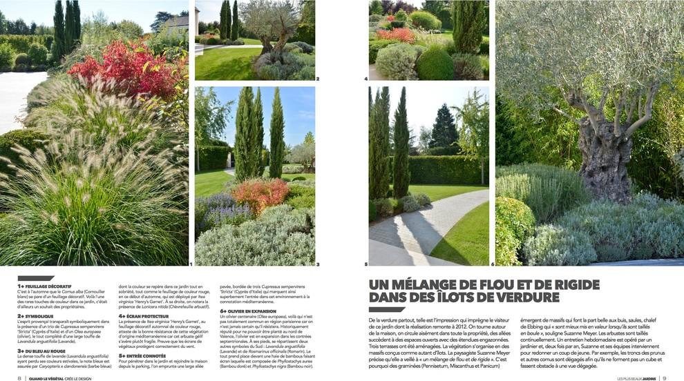 Dossiers presse jardin Barbizon