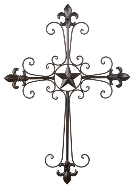 Lone Star Wall Cross.