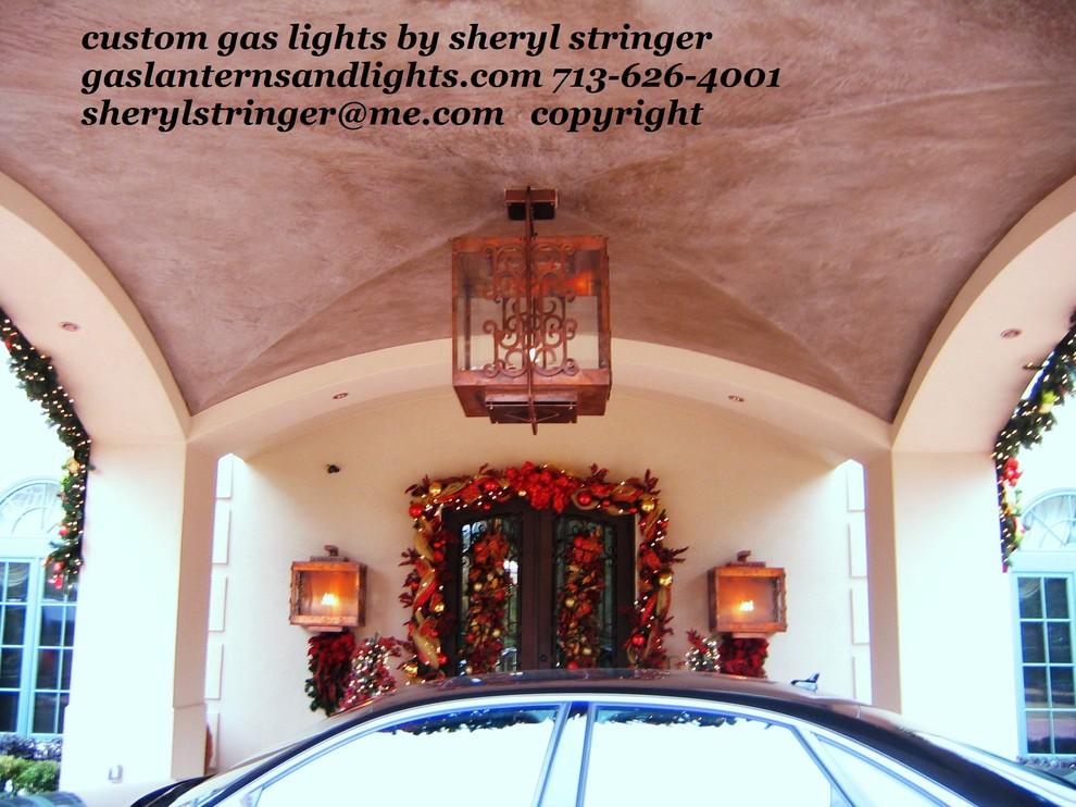 Sheryl's Custom Gas Lanterns