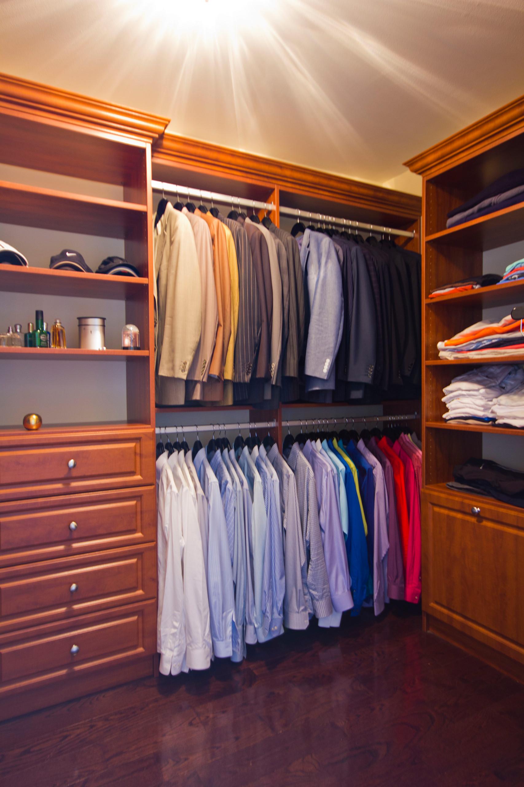 Men's Closets
