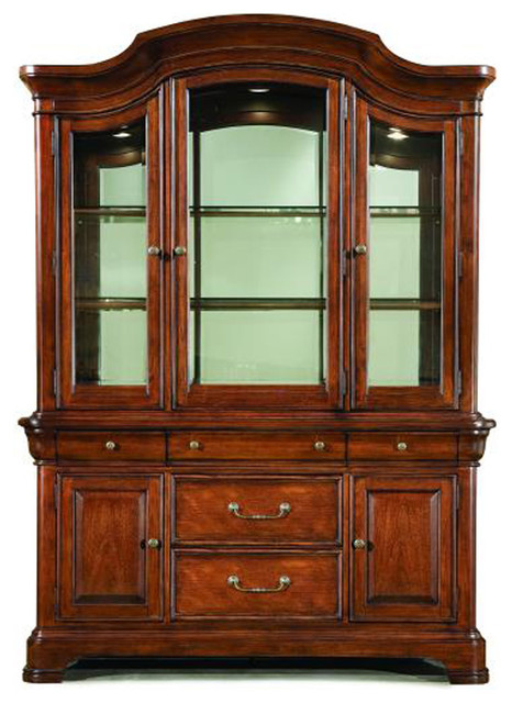 Legacy Clic Evolution China Cabinet Traditional Cabinets And Hutches By Emma Mason