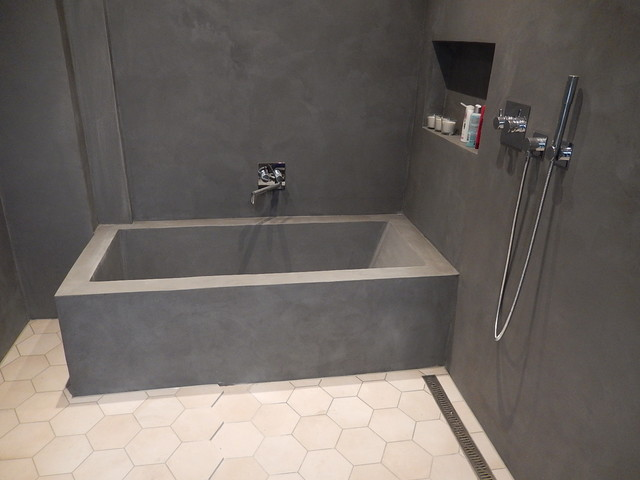 Genial Mikrosement Baderom   Micro Cement Bathroom Eclectic