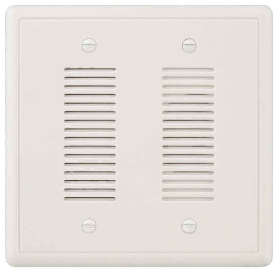 NICOR Prime Chime Wired Door Bell Kit With Lighted Stucco Button  Contemporary Doorbells And