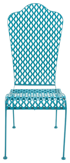 Metal Outdoor Chair Contemporary High Chairs And Booster Seats by Brimf