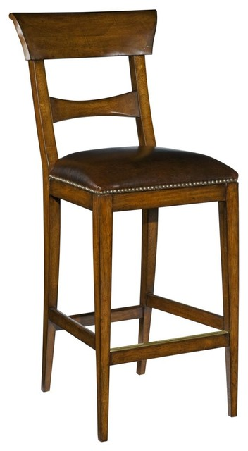 Pleasing New Bar Stool Bar Height Empire Style Ibusinesslaw Wood Chair Design Ideas Ibusinesslaworg