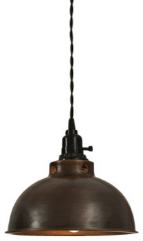 Dome Pendant Lamp, Pendant Only
