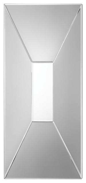 Uttermost Vilaine Modern Geometric Mirror.