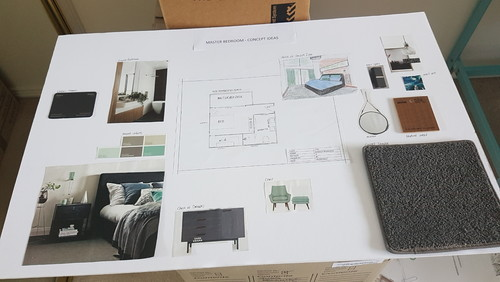Seeking Someone To Review My Interior Design Projects For TAFE Diploma