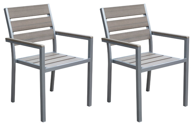 scandinavian outdoor furniture. corliving gallant sun bleached gray outdoor dining chairs set of 2 scandinavianoutdoor scandinavian furniture d