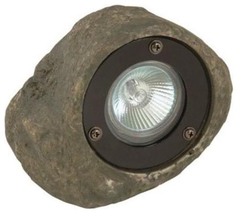 Moonrays Low Voltage Rock Spotlight, 20 Watt.