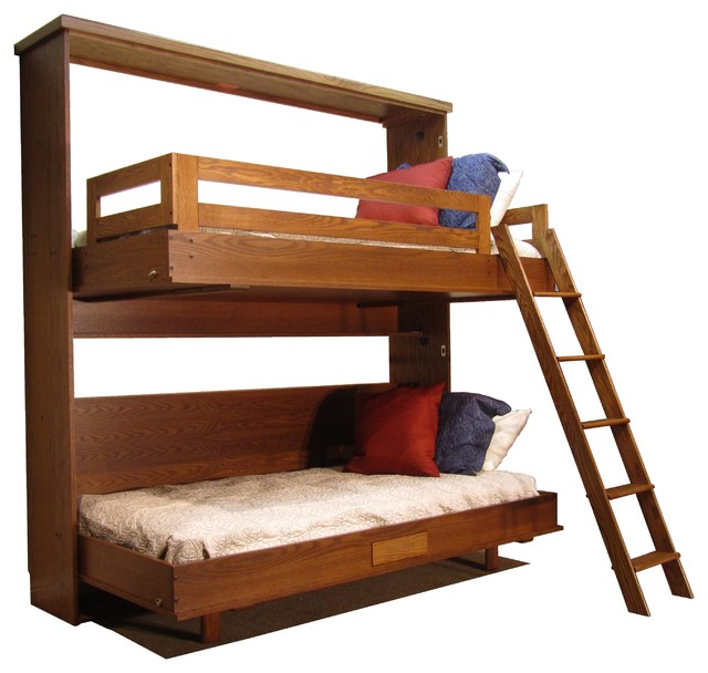 Murphy Bed Loft: Edge Twin Bunk Bed