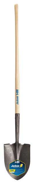 "Ames Jackson Kodiak LHRP Shovel Blade 8-3/4"" x 11-3/4"""