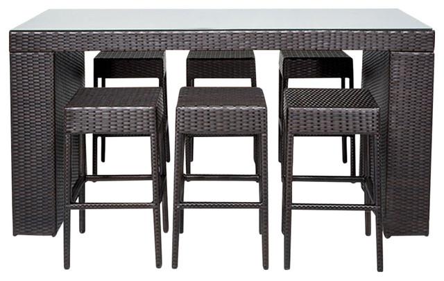 Napa Table Set With Backless Barstools Set Of  Bar Stools And - Bar stools and table set