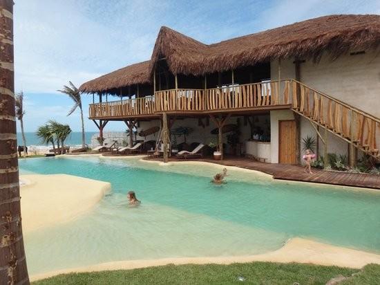 Piscina de arena natursand para hotel en brasil beach - Piscinas de arena natursand ...