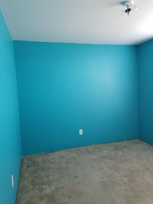 Craft room flooring