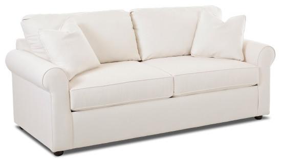 Brighton Dreamquest Queen Sleeper Sofa, Bull Natural.