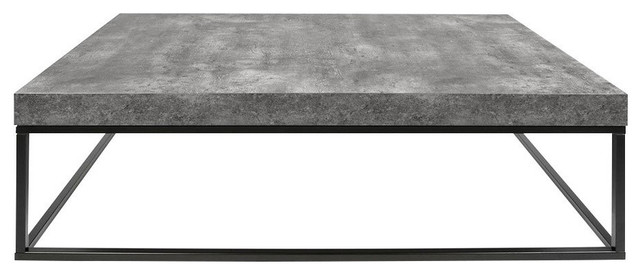 Petra Coffee Table, Rectangular