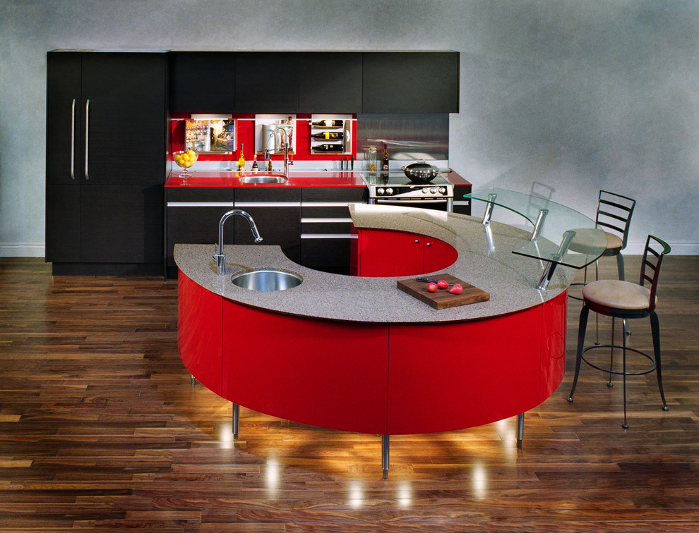 Painted High Gloss Contemporary