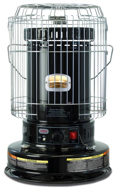 Dyna-Glo 23,800 Btu Indoor Kerosene Convection Heater.
