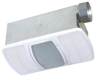 AK55L 70CFM Heat Light Exhaust Fan - Contemporary ...