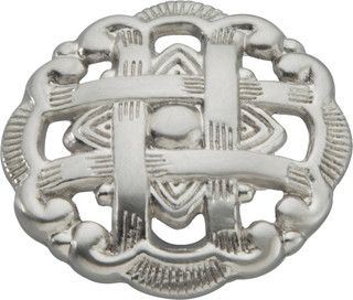 """1 1/2"""" Cavalier Cabinet Knob - Traditional - Cabinet And Drawer Knobs - by Simply Knobs And Pulls"""