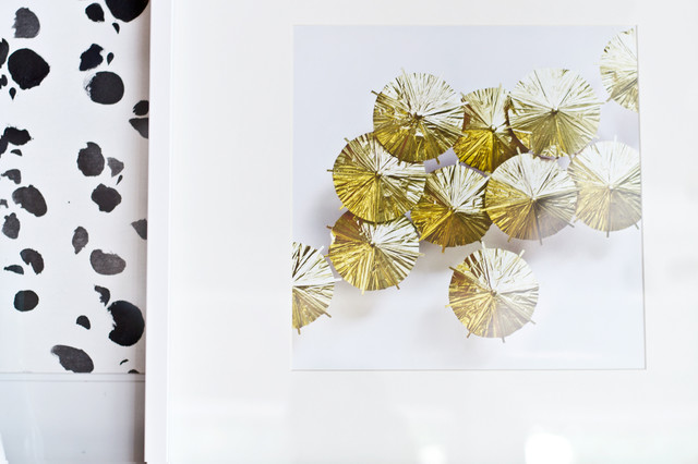 Make Your Own Abstract Photo With Cocktail Umbrellas