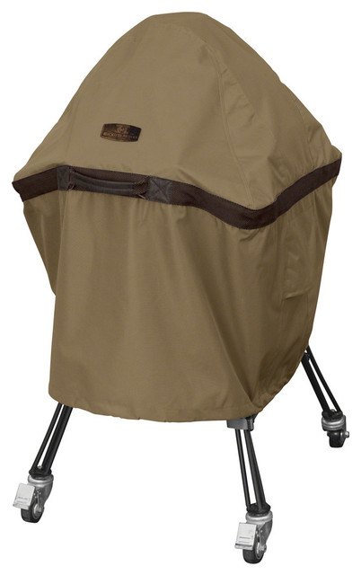 Hickory Patio Ceramic Bbq Grill Cover, X-Large.
