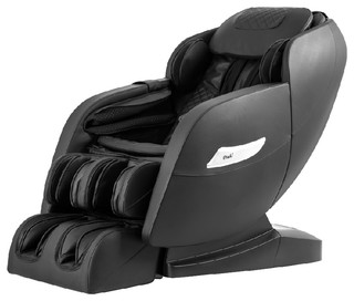 Osaki OS-Nova 3D L-Track Massage Chair With Zero Gravity, Foot Roller, Black