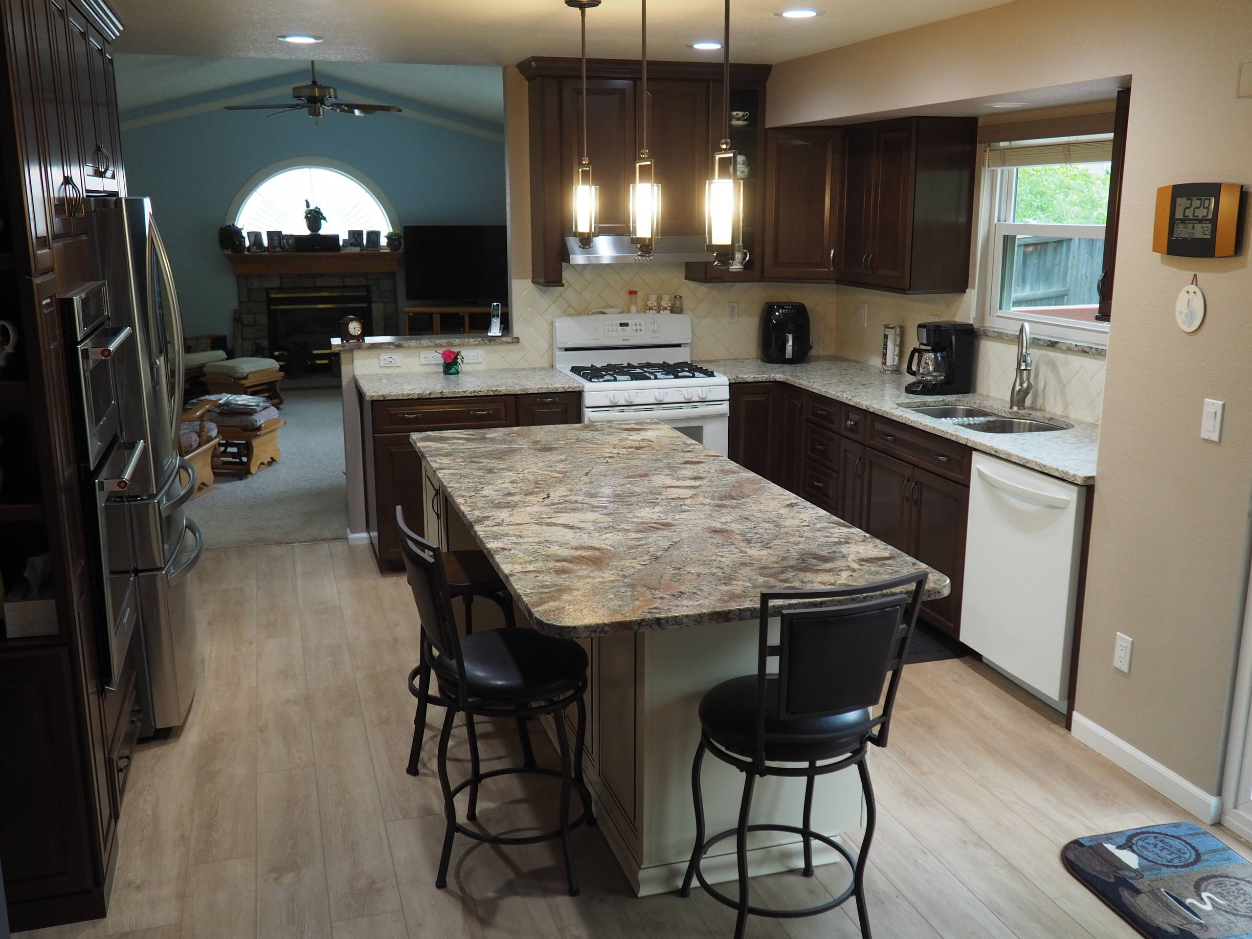 Highlands Ranch Family Kitchen