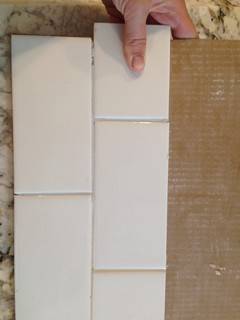 Grout Color Silver Shadow Or Brilliant White