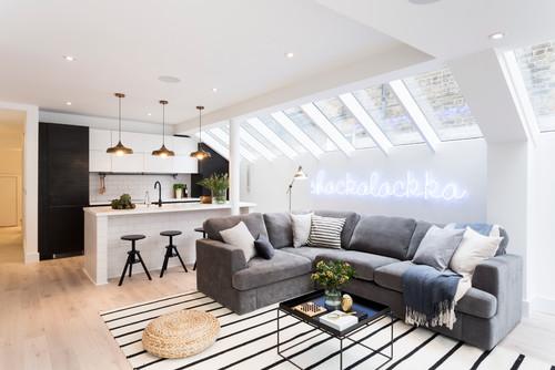 Fint vardagsrum p̴ liten budget Р8 tips under 1 000 kr