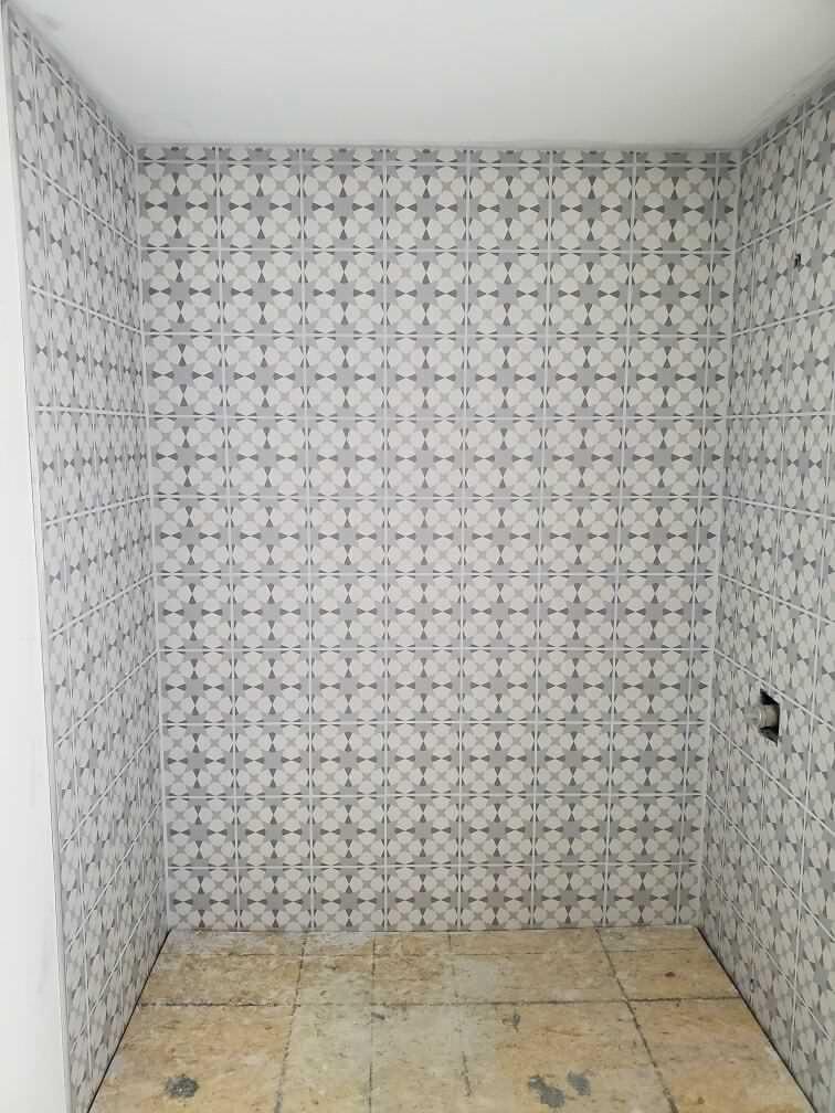Tile Showers