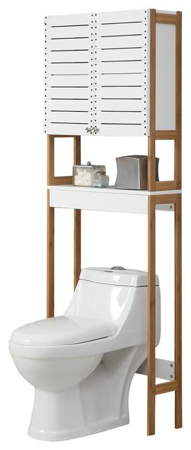 Rendition Bathroom Storage Tower Scandinavian Bathroom Cabinets And Shelves