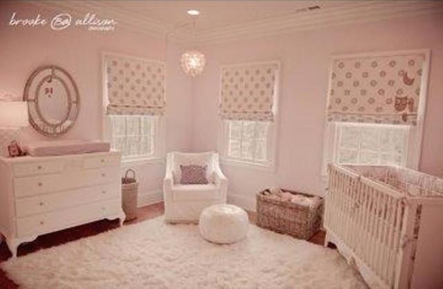 9 Mountain Road, Wilton, CT Landhausstil Babyzimmer