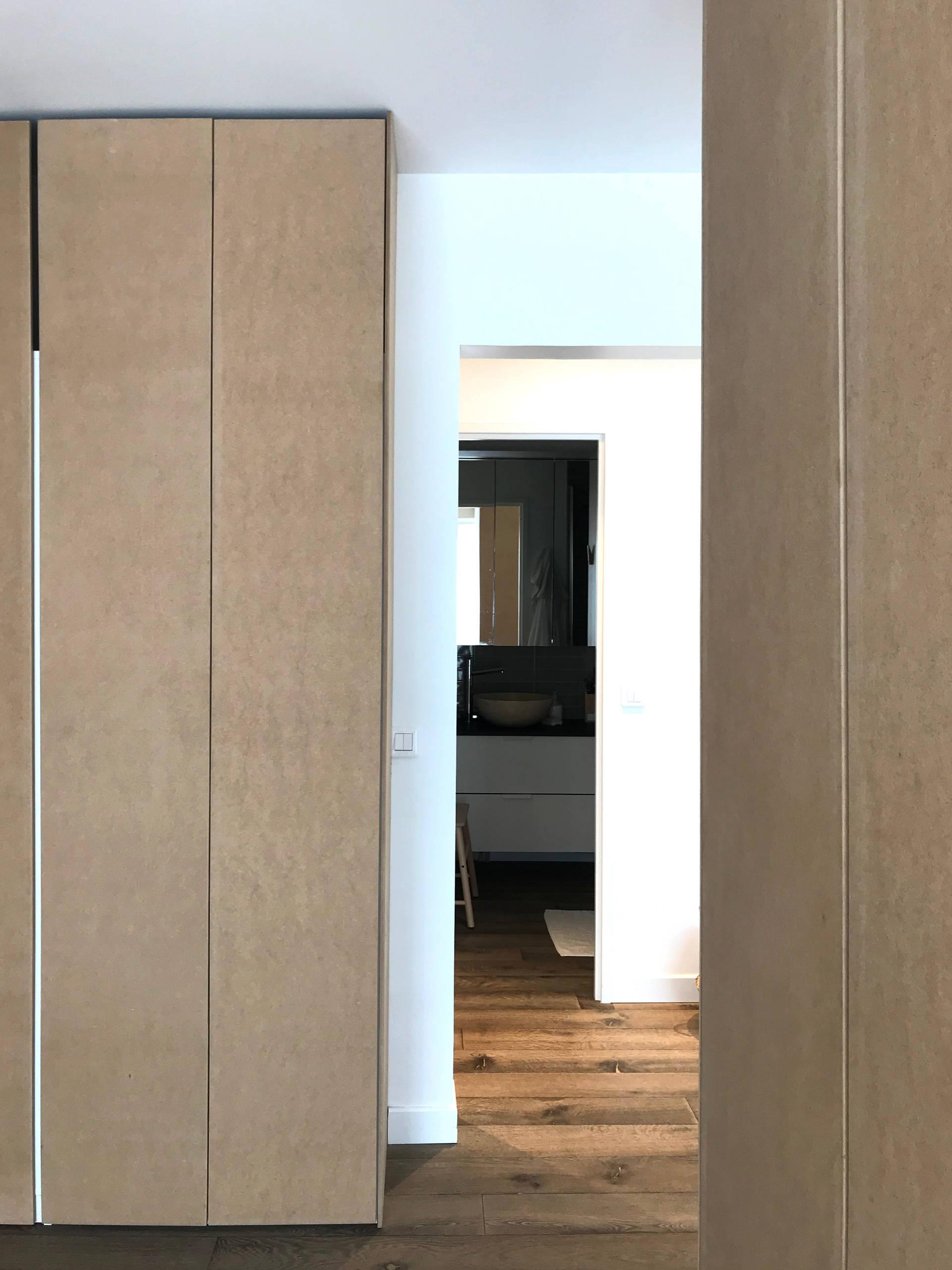 Transformation d'un appartement 2 en 1